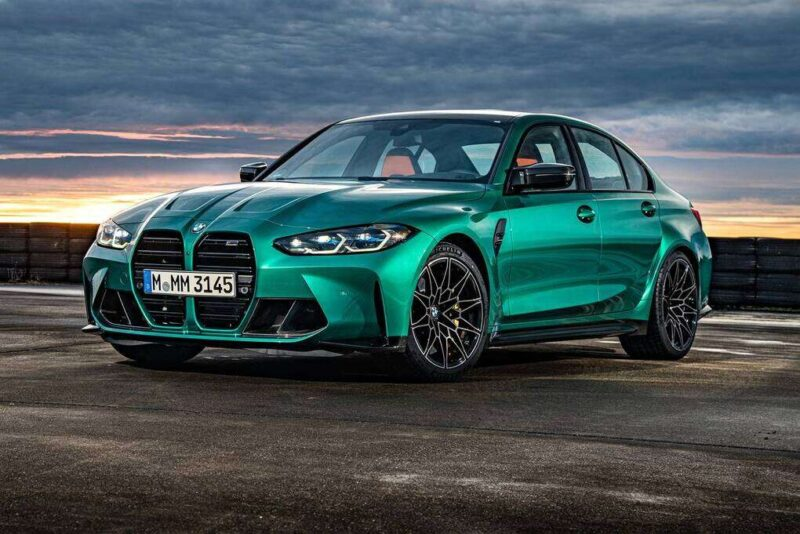 BMW M3 in 2021