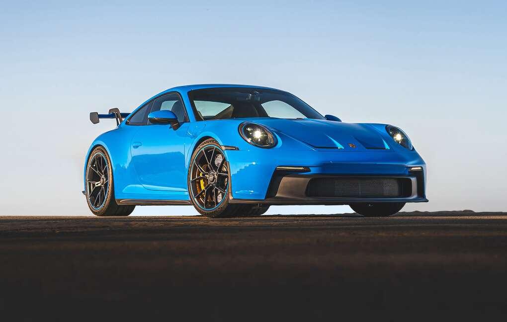 The 2022 Porsche 911 GT3