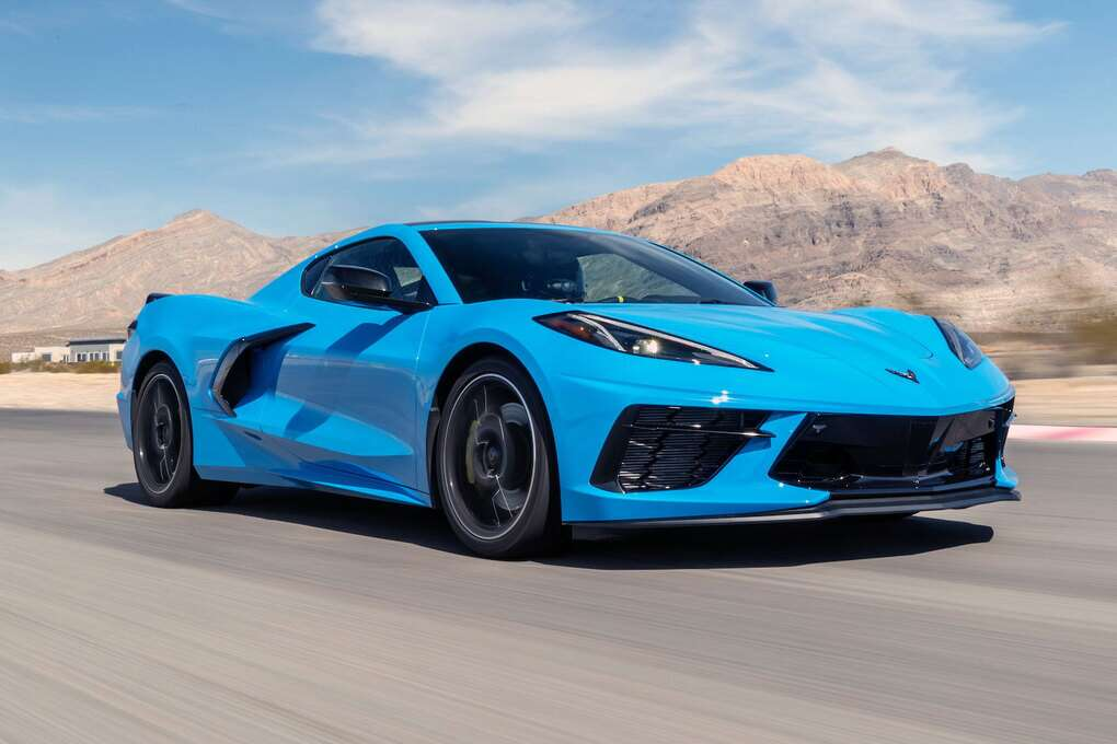 sports cars of 2021